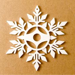 Śnieżynka kanku kyokushin...