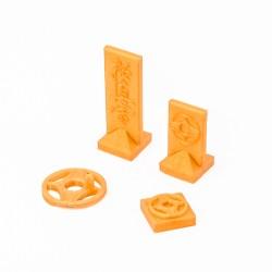 Klocki lego KARATE 3D FDM...