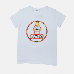 Dziecięca koszulka LEGO SENSEI