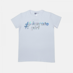 Dziecięca koszulka KARATE GIRL