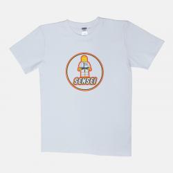 Męska koszulka LEGO SENSEI